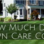 cedar rapids lawn care cost