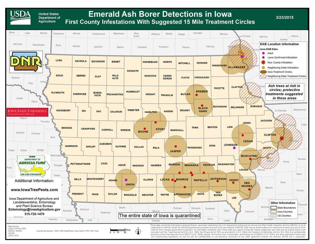 EAB 2015 map